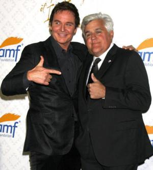 Impressionist Jeff Tracta Raises Over $1 Million for Charity with Jay Leno